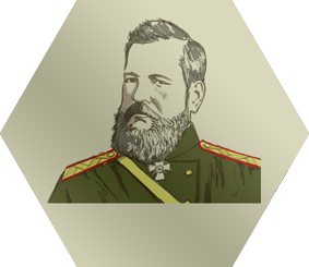 Nikolai Alexandrovich Orlov, Infantry General (Russian Empire)